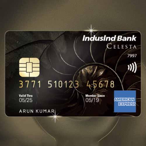 Induslnd Credit Credit Card