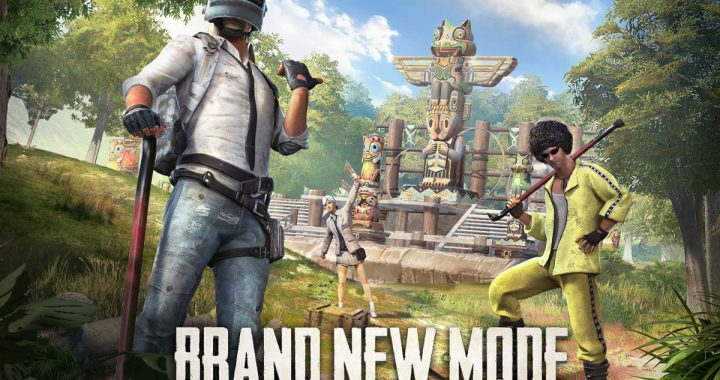 Jungle Adventure Mode in PUBG Mobile